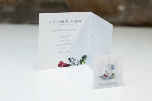 Mickaël K Designer